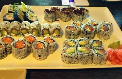 Sushi & Friends