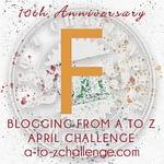 A t Z Blogging Challenge