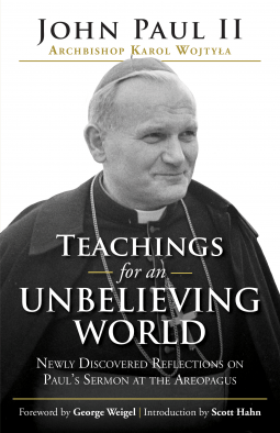 Cover of Teachings for an Unbelieving World By John Paul II