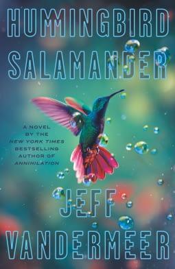 Cover of Hummingbird Salamander