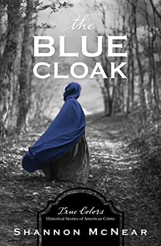The Blue Cloak Book Cover