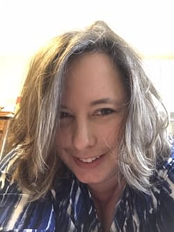 Author, Heather Erickson's Headshot